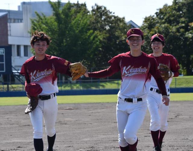 軟式野球部
