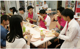 学生ホール・食堂